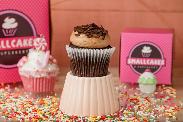Chocoholic Cupcake