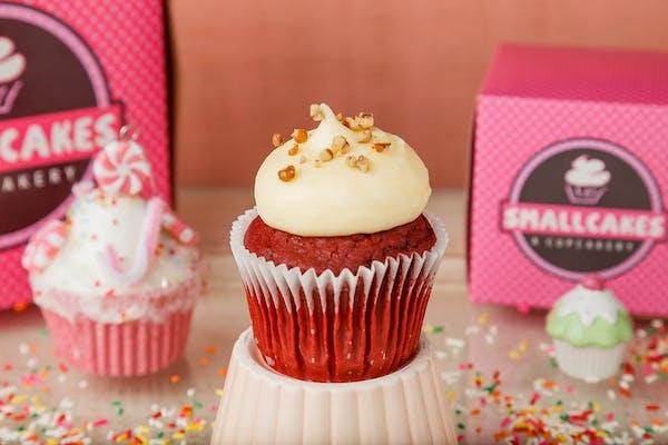 Famous Red Velvet Cupcake
