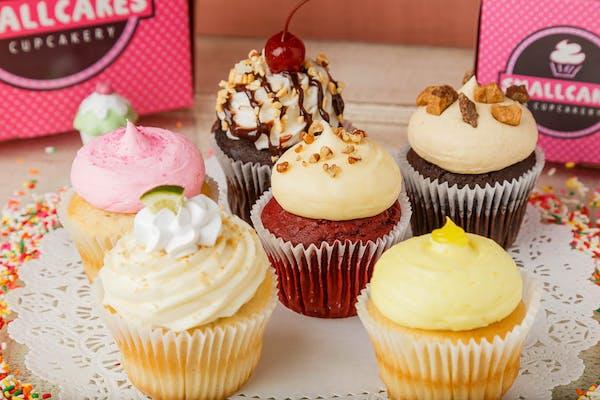 Assorted Half Dozen Cupcakes