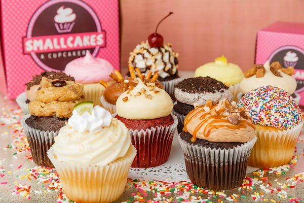 Assorted Dozen Cupcakes