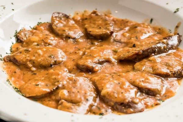 Sliced Italian Sausage