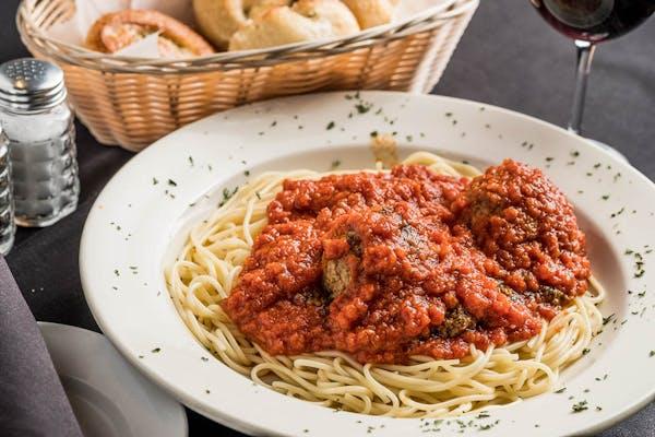 Create Your Own Spaghetti