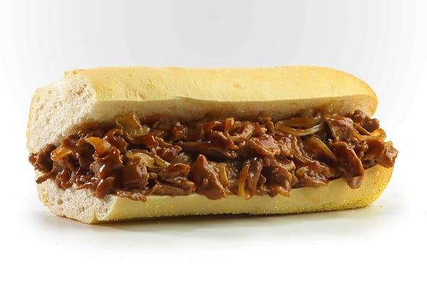 #19 BBQ Beef Sub