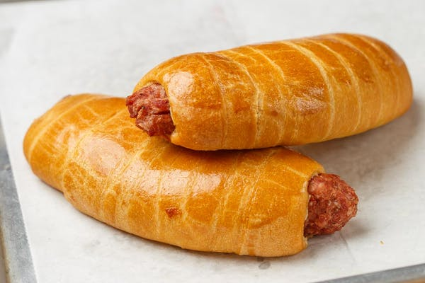 Pepper-jack Sausage Kolache