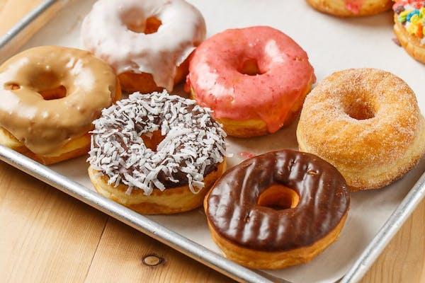 Iced Donut