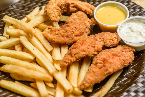 Family Chicken Tender Platter