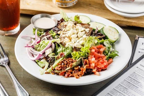 Black & Bleu Steak Salad