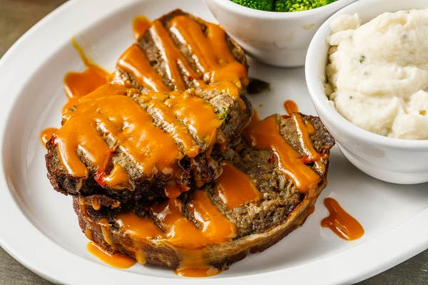Meat Loaf Plate