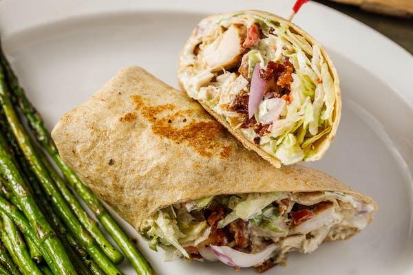 Chicken Bacon Gouda Wrap