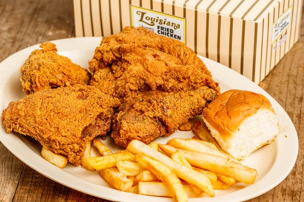 Louisiana Chicken Meal Deal
