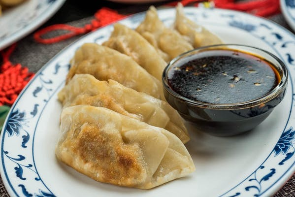 11. Chinese Dumpling (Pot Stickers)