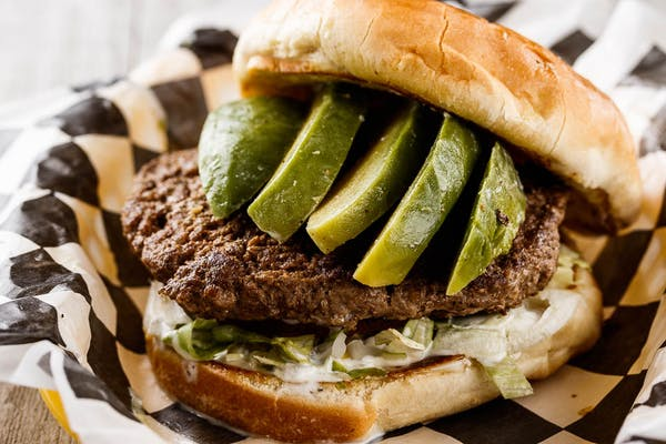 Holy Avocado Burger