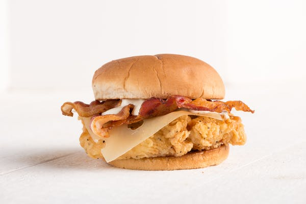 Bacon Ranch Chicken Sandwich