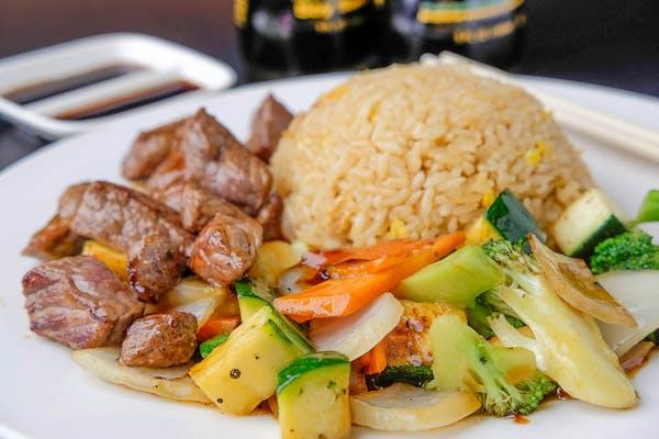 Steak Hibachi