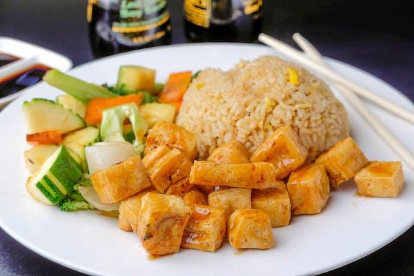 Tofu Hibachi