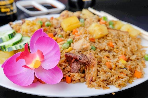 Beef Hawaiian Fried Rice