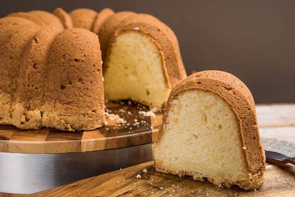 """(9"""") Pound Cake"""