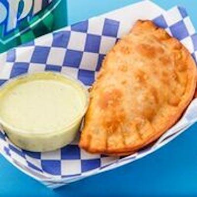 Guava and Cream Cheese Empanada
