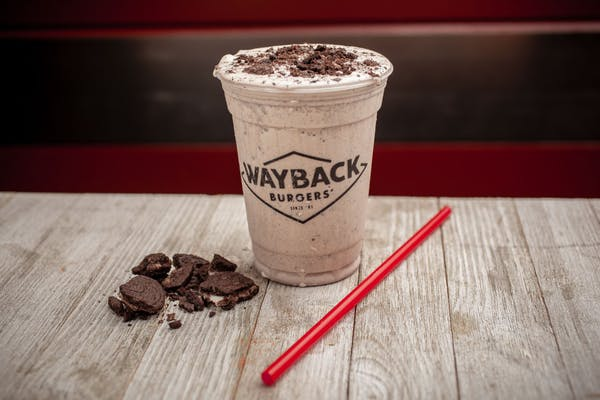 Cookies 'N Cream Milkshake