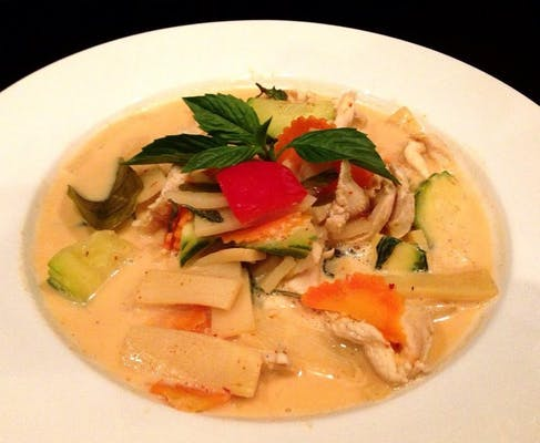Red Curry Lunch Special