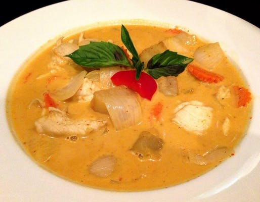 Massaman Curry Lunch Special