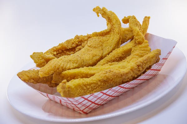 (4 pc.) Fried Fish