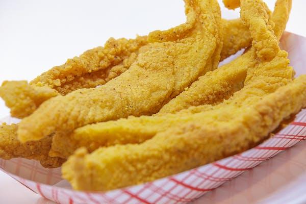 (8 pc.) Fried Fish