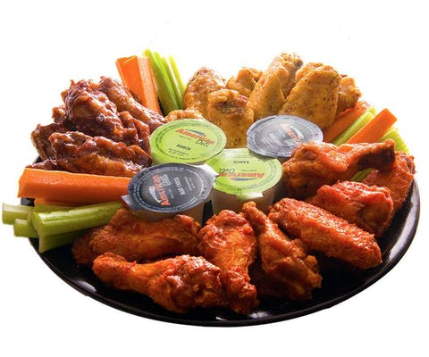 (10 pc.) Wing Combo