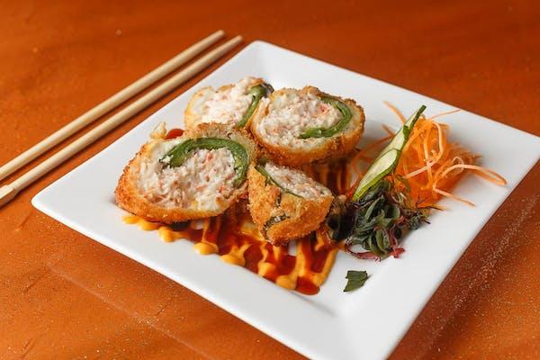 Chirashi Sushi Entrée