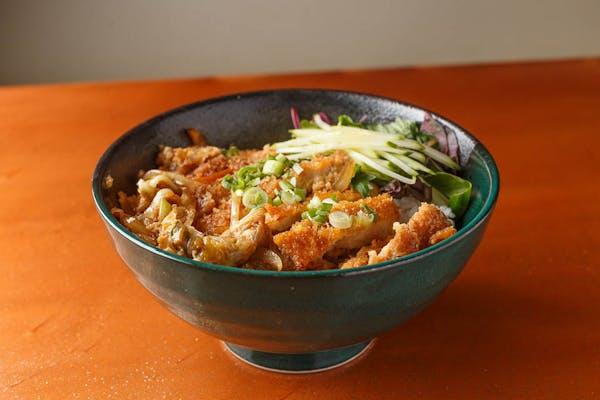 Chicken Katsu Entrée