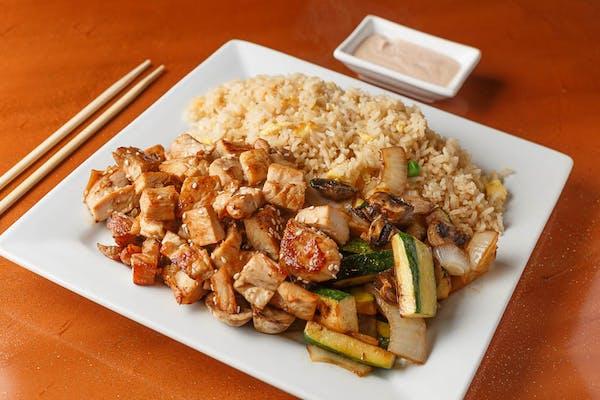 Teppanyaki Chicken Hibachi
