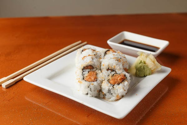 Spicy Tuna Crunchy Roll