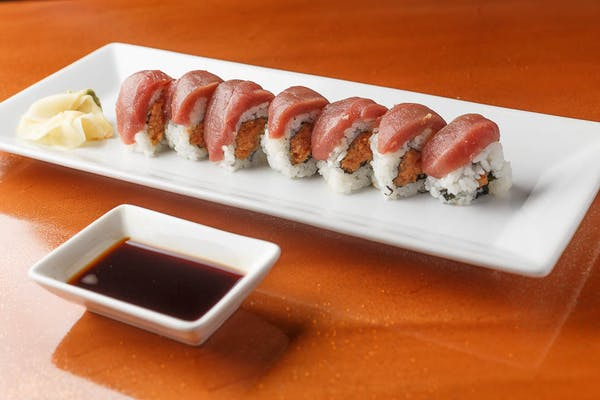 Tuna Special Roll