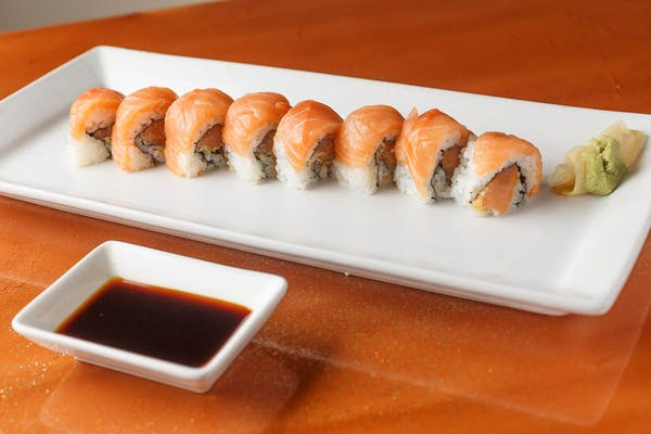 Salmon Special Roll