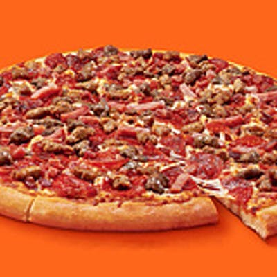 5 Meat Feast Pizza