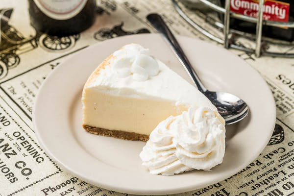 Creole Cream Cheesecake