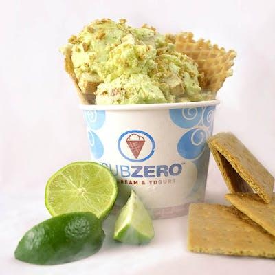 Key Lime Voltage Ice Cream