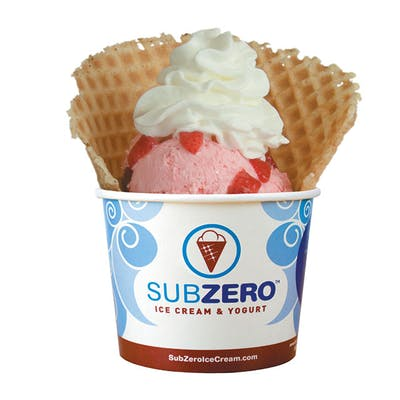 Strawberry Sigma Ice Cream