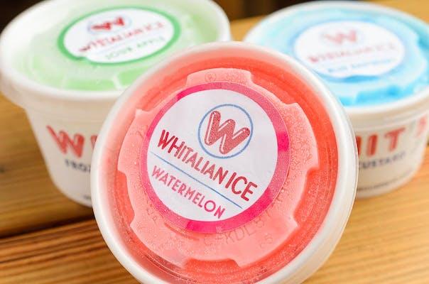 Whitalian Ice
