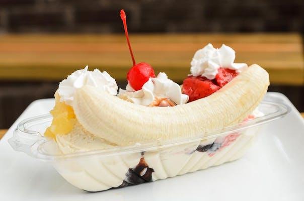 Banana Spilt