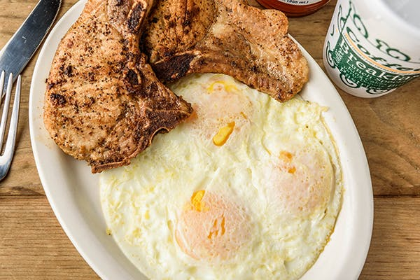 Low-Carb Breakfast Special