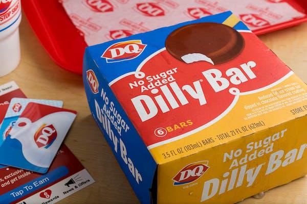 Dilly Bar (No Sugar Added)