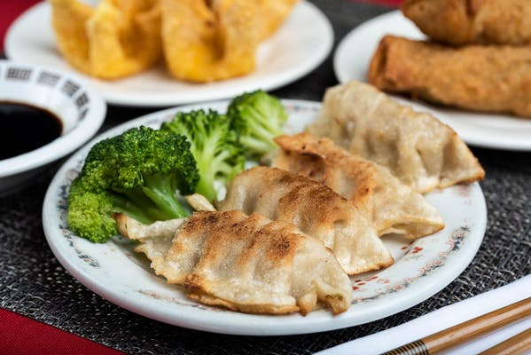 A8. Pot Stickers