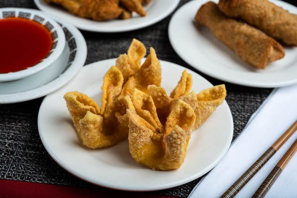 A12. Crab Rangoon
