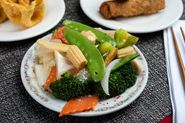 C1. Moo Goo Gai Pan (Chicken & Vegetables)