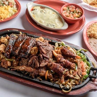 Parrillada Guadalajara Dinner