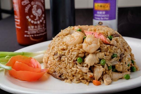 1. Thai Fried Rice
