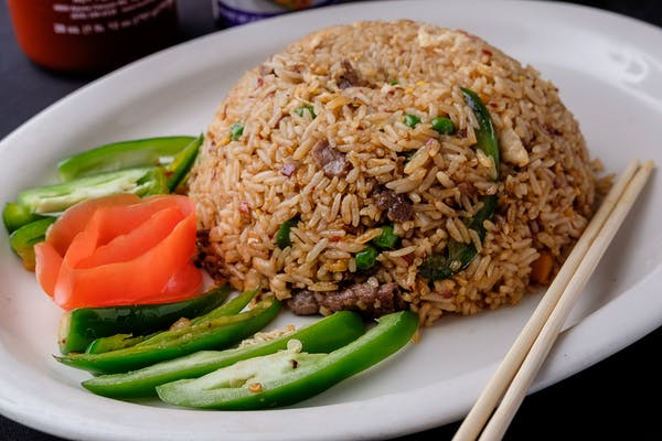 2. Spicy Fried Rice
