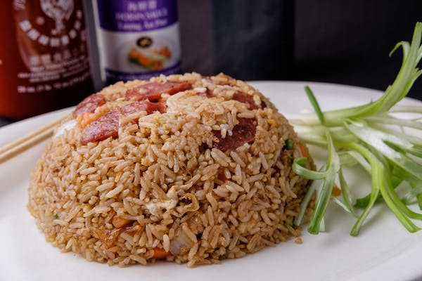 4. Chinese Sausage Fried Rice
