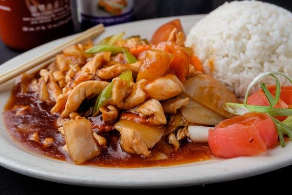 8. Thai Sweet & Sour